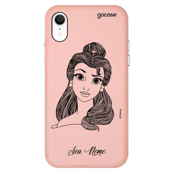 Capinha para celular Fascino - Disney - Bela Lineart