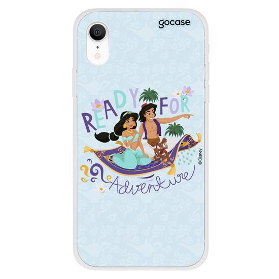 Capinha para celular Disney - Jasmine e Aladdin