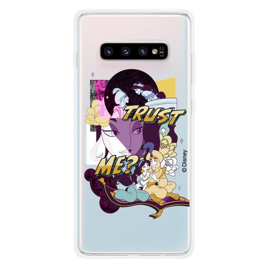 Capinha para celular Disney - Jasmine Pop Art