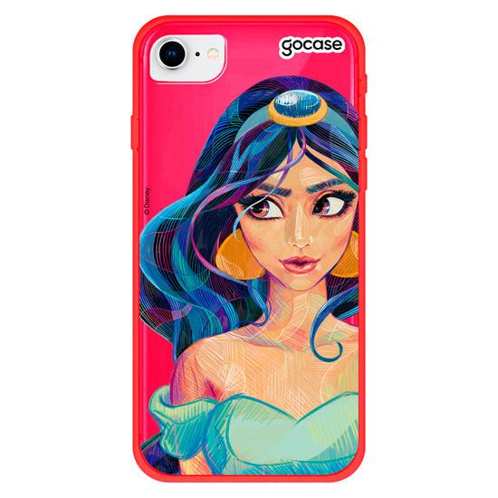 Capinha para celular Disney - Jasmine Style