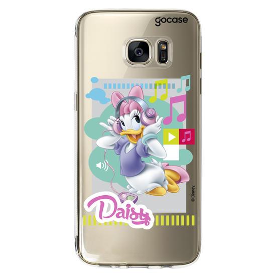 Capinha para celular Disney - Margarida Playlist