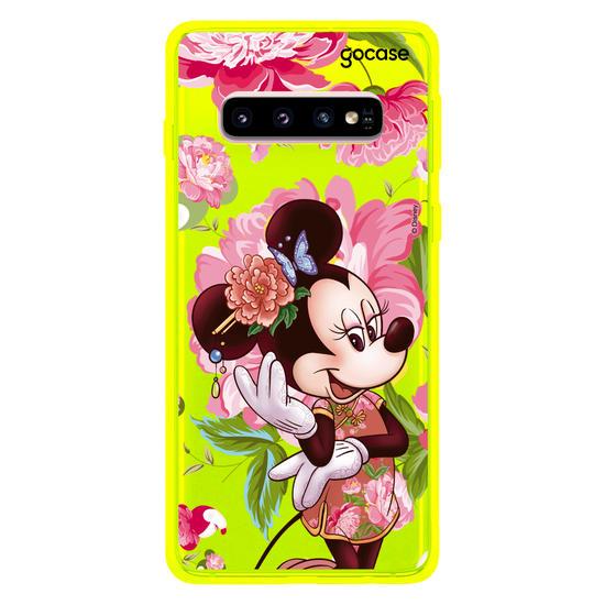 Capinha para celular Disney - Minnie Neo Chinese