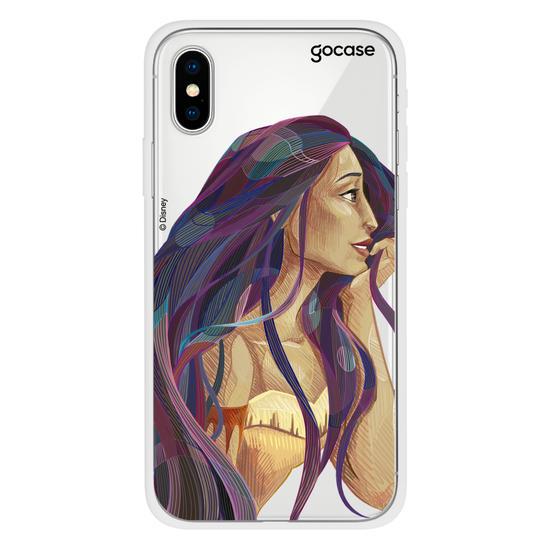 Capinha para celular Disney - Pocahontas Style