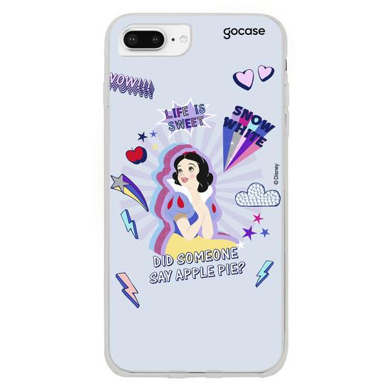 Capinha para celular Disney - Princess Power - Branca de Neve