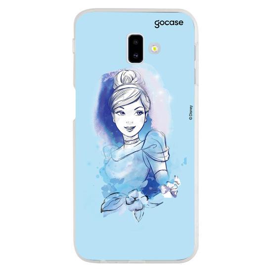 Capinha para celular Disney - Watercolor - Cinderela