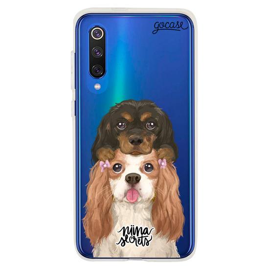 Capinha para celular Doguinhos by Niina Secrets