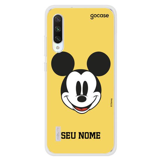 Capinha para celular Hey Mickey