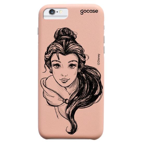 Capinha para celular Fascino - Disney - Bela