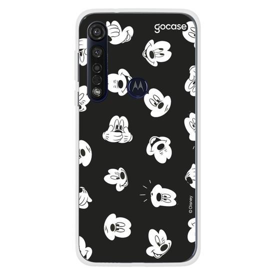Capinha para celular Mickey Rostinhos