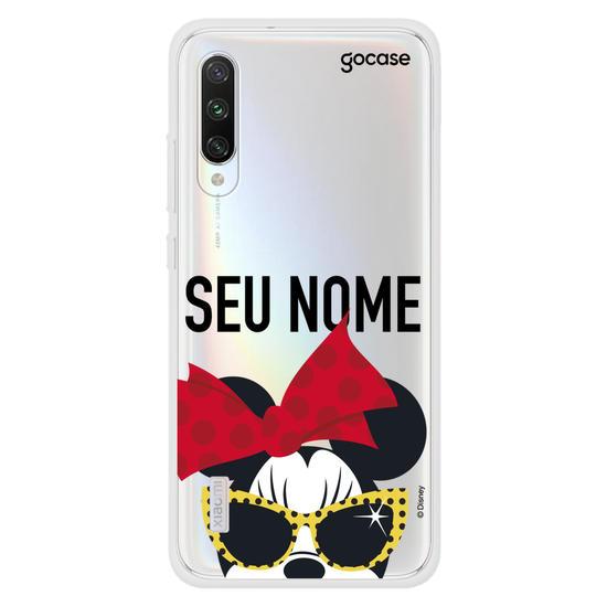 Capinha para celular Minnie Style