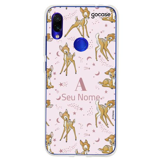 Capinha para celular Bambi - Inicial Clássica