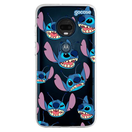 Capinha para celular Lilo e Stitch - Stitch EVERYWHERE !