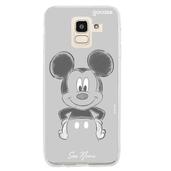 Capinha para celular Disney - Mickey