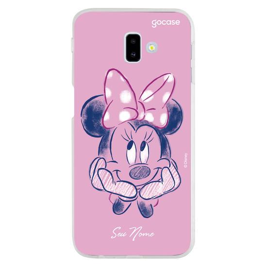 Capinha para celular Disney - Minnie