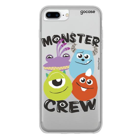 Capinha para celular Monstros S.A. - Monster Crew