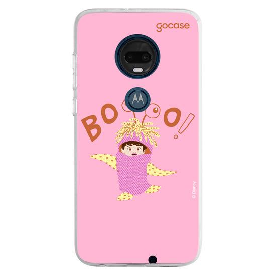 Capinha para celular Monstros S.A. - Boo
