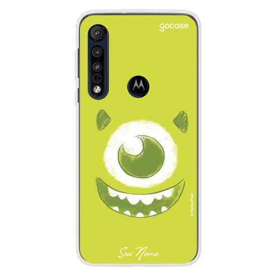 Capinha para celular Monstros S.A. - Mike Wazowski