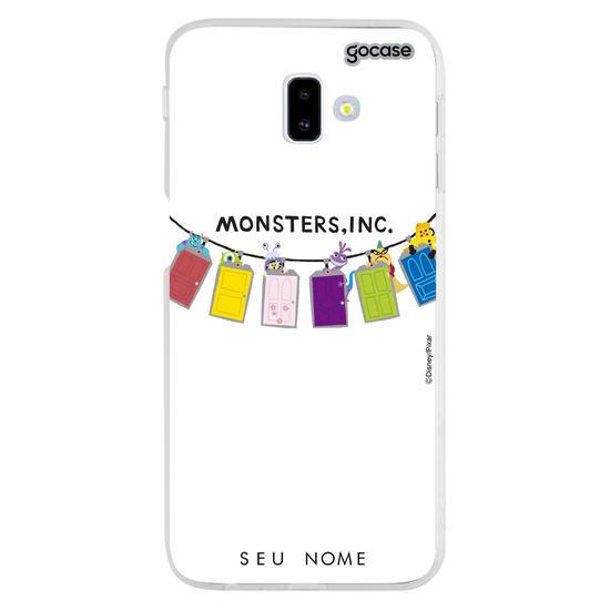 Capinha para celular Monstros S.A.