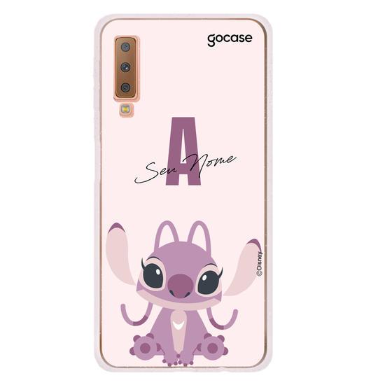 Capinha para celular Disney - Lilo & Stitch - BFF Angel