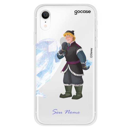 Capinha para celular Disney - Frozen - BFF Ana e Kristoff - Kristoff