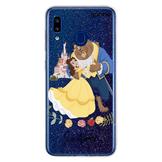 Capinha para celular Disney - A Bela e a Fera - Dança