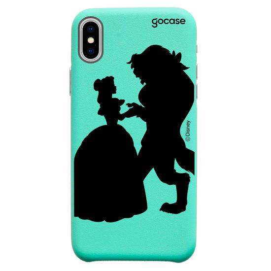 Capinha para celular Fascino - Disney - A Bela e a Fera - Dança