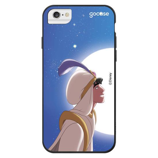 Capinha para celular Disney - Jasmine e Aladdin - BFF Aladdin