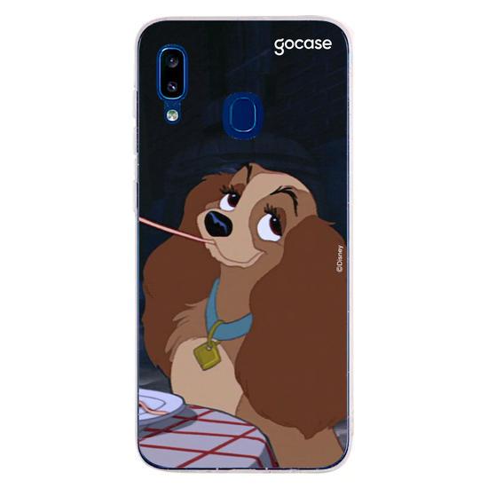 Capinha para celular Disney - A Dama e o Vagabundo - BFF Dama