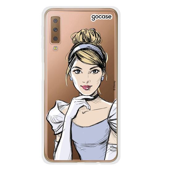 Capinha para celular Princesas - Cinderela