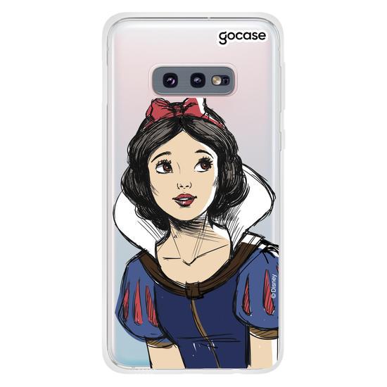 Capinha para celular Princesas - Branca de Neve