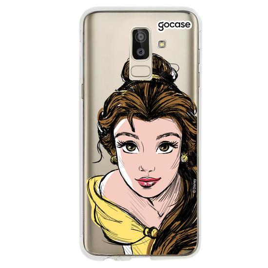 Capinha para celular Princesas - Bela