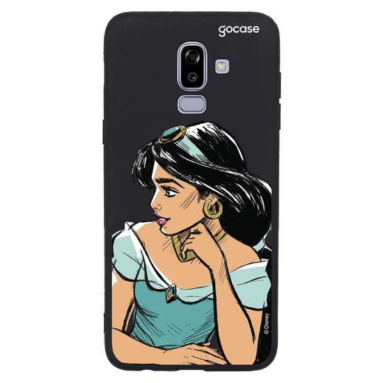 Capinha para celular Princesas - Jasmine