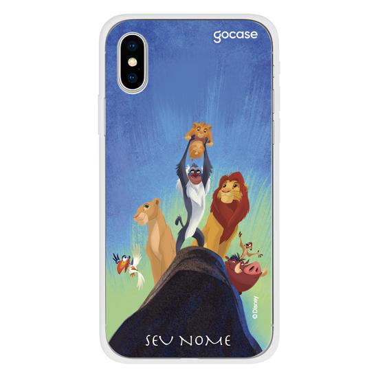 Capinha para celular Disney - Rei Leão - Nova Rainha