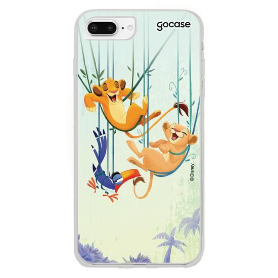 Capinha para celular Disney - Rei Leão - Diversão do Futuro Rei