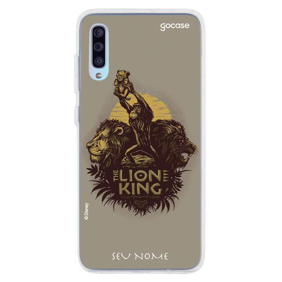 Capinha para celular Disney - Rei Leão - Lion Power