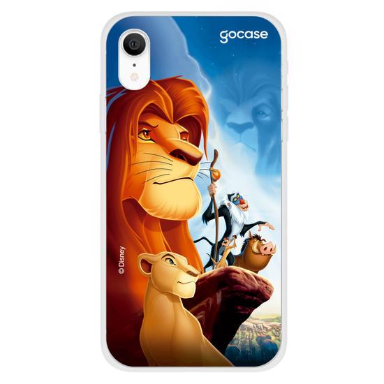 Capinha para celular Disney - Rei Leão - Ciclo sem fim
