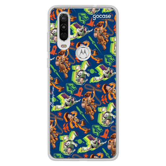 Capinha para celular Disney Toy Story - Melhores amigos