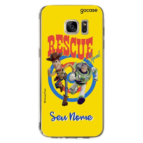 Capinha para celular Disney Toy Story - Amigos ao Resgate