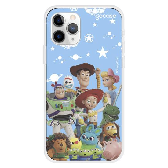 Capinha para celular Disney Toy Story - A turma toda