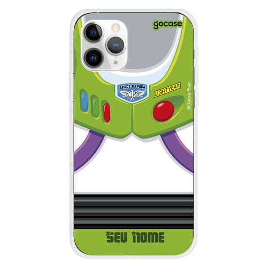 Capinha para celular Disney Toy Story - Sou patrulheiro espacial