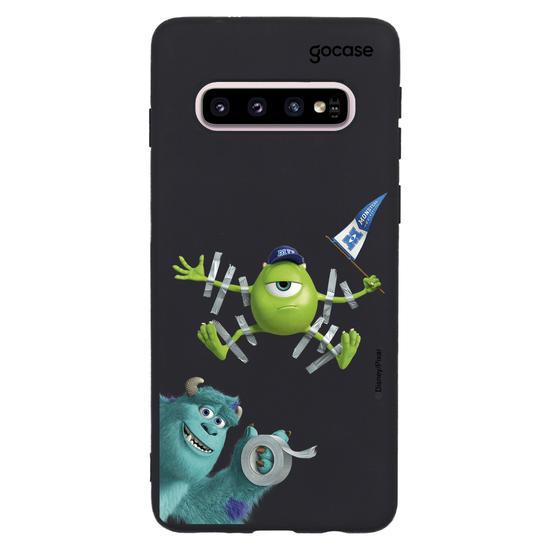 Capinha para celular Univerdade Monstros - Sulley e Mike