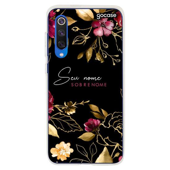 Capinha para celular Enchanted Roses Customizada
