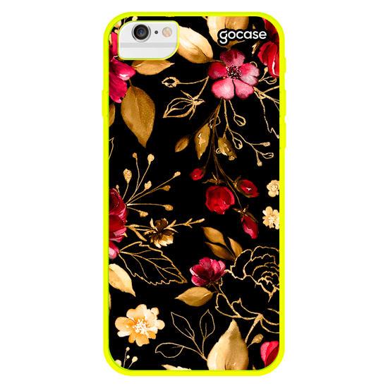 Capinha para celular Enchanted Roses