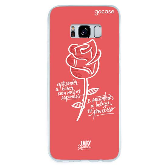 Capinha para celular Encontrar a Beleza