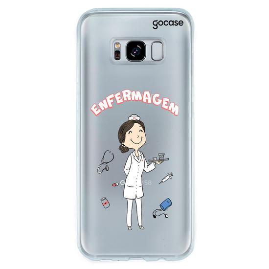 Capinha para celular Enfermagem