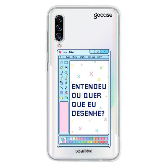 Capinha para celular Entendeu?