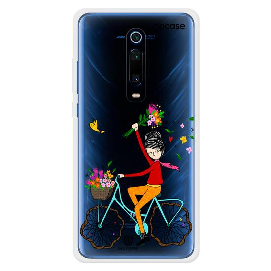 Capinha para celular Entrega de Flores