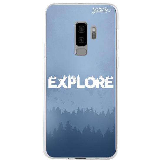 Capinha para celular Explore