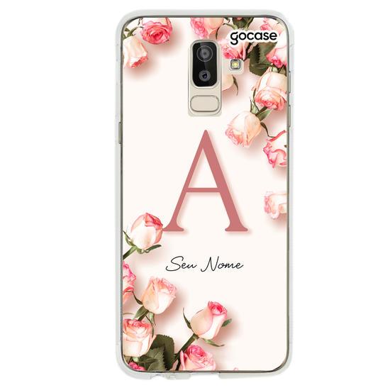 Capinha para celular Fancy Roses