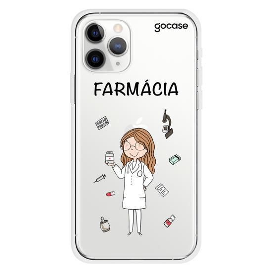 Capinha para celular Farmácia